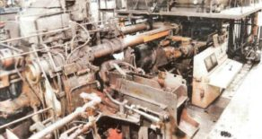 2100 Ton B-L-H Hydraulic Horizontal Extrusion Press