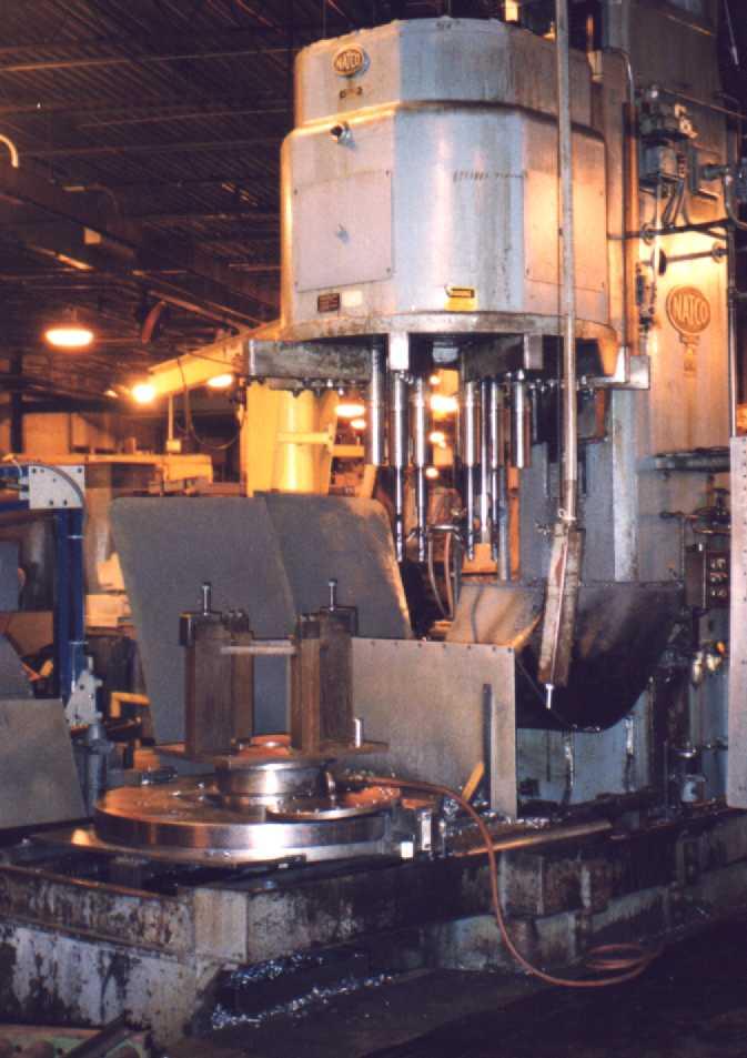 Natco Drill Model F6b Mauldin Machine