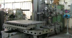 Giddings & Lewis Boring Mill