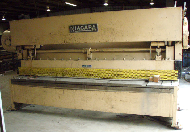 Niagara Shear Mauldin Machine