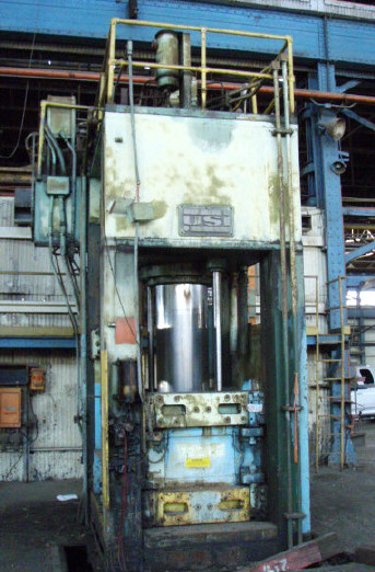 500 Ton U S I Clearing Press Mauldin Machine
