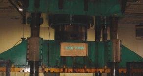 3000 Ton HPM Hydraulic Press