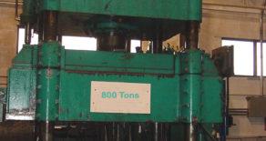 825 Ton Williams & White Press