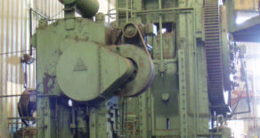4000 Ton Clearing Press