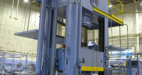 1000 Ton HPM Double Action Hydraulic Press