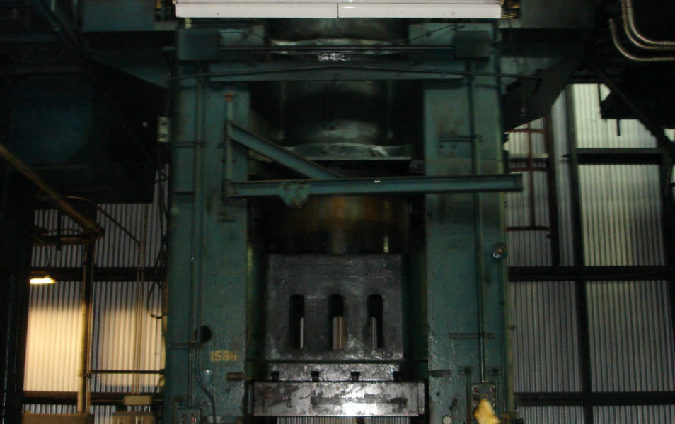 3,000 Ton Lake Erie Press