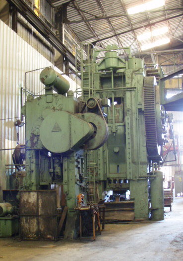 4000 Ton Clearing Mechanical Forging Press