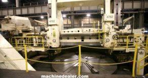 Skoda SK-50A Vertical Boring Mill