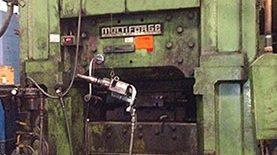 Etchells 1000 Ton Vertical Upsetter