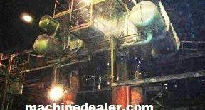 5000 Ton Bliss Hydraulic Press