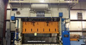 400 Ton Bliss Press