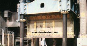 2500 Ton R.D. Woods Hydraulic Press