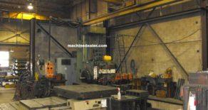 Union Horizontal Boring Mill
