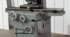 6″ x 18″ Reid Manual Surface Grinder