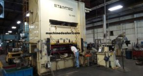 400 Ton Stamtec SS Press