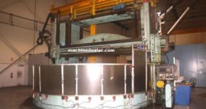 Betts CNC Vertical Boring Mill