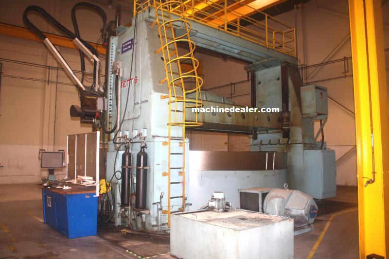 cnc vertical boring machine