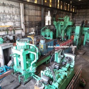 Complete Forging Operation