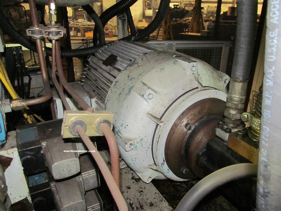 500 Ton Hpm Hydraulic Press Mauldin Machine