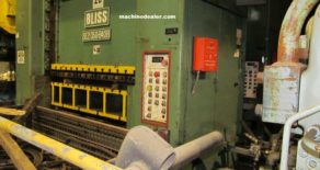 350 Ton Bliss Press