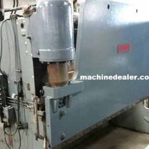 300 Ton Pacific Press Brake