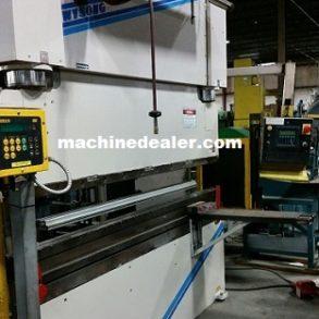140 Ton Wysong Press Brake