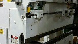 40 Ton Wysong Press Brake