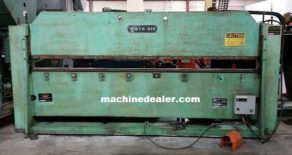 16 Gauge Roto Die Press Brake