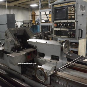 Burgsmueller CNC Whirling Machine