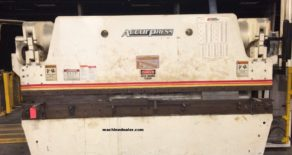 175 Ton Accurpress Hydraulic Press Brake