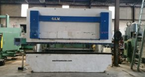 220 Ton LVD Hydraulic Press Brake