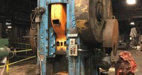 500 Ton National Forging Press