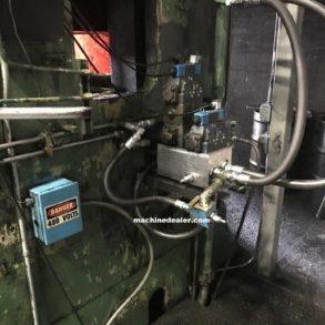 2000 Ton Lake Erie Forging Press