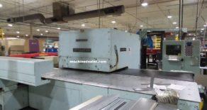 Wiedemann Centrum 3000 CNC Turret Punch
