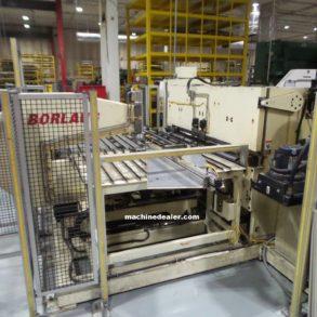 Borlaug Systems, Inc Panel Bender