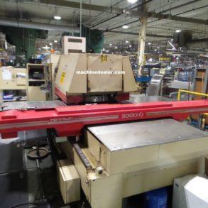 Centrum 3000 CNC Turret Punch