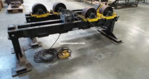 12 Ton Welding Automation Tank Turning Rolls