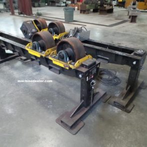 12 Ton Welding Automation Tank Turning Rolls