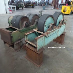 30 Ton Ransome Tank Turning Rolls