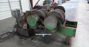 30 Ton Ransome Turning Rolls
