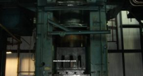 3000 Ton Lake Erie Forging/Heading Press