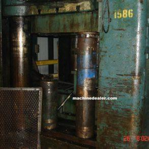 3000 Ton Lake Erie Forging/Heading Press