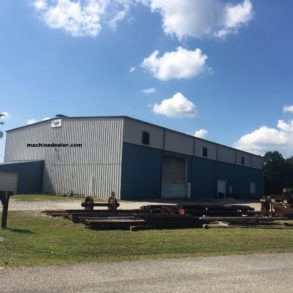 Complete Forge Manufacturing Operation For Sale