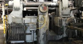 10″ National Upset Forging Machine