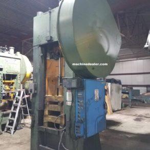 250 Ton Erie SS Press