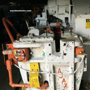 1″ Ajax Upset Forging Machine